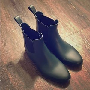 J. Crew mercantile rain boots